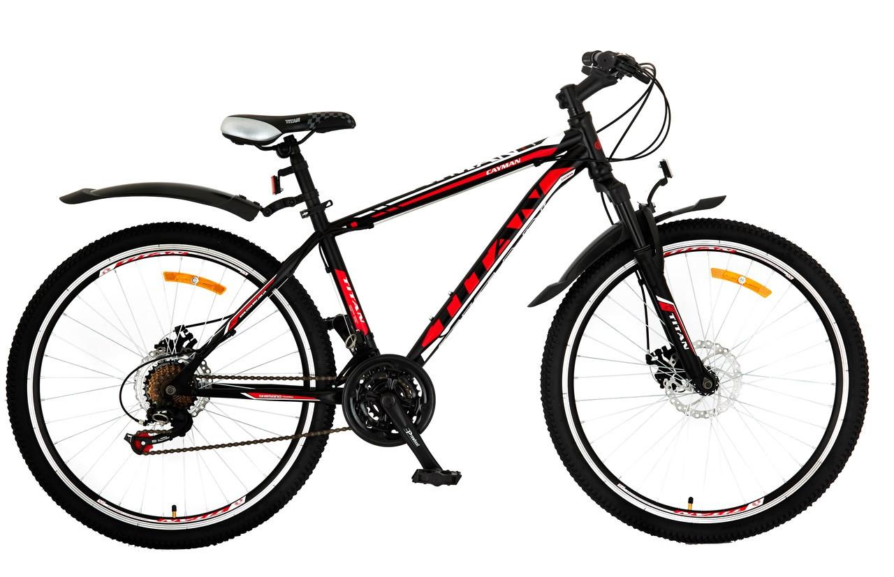 Велосипед горный Titan Cayman 26
