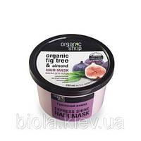 Organic shop Маска для волос греческий инжир, 250 мл