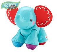 Детская игрушка слоненок Fisher-Price Elephant Clicker Pal