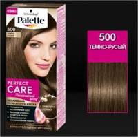 Краска для волос Palette Perfect Care 500 Темно-русый