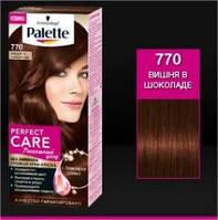 Краска для волос Palette Perfect Care 770 Вишня в шоколаде