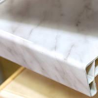 Пластиковые подоконники Open Teck цвет мрамор