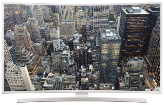 Телевизор Samsung UE48JU6580 (1100Гц, Ultra HD 4K, Smart, Wi-Fi, ДУ Touch Control, изогнутый экран)