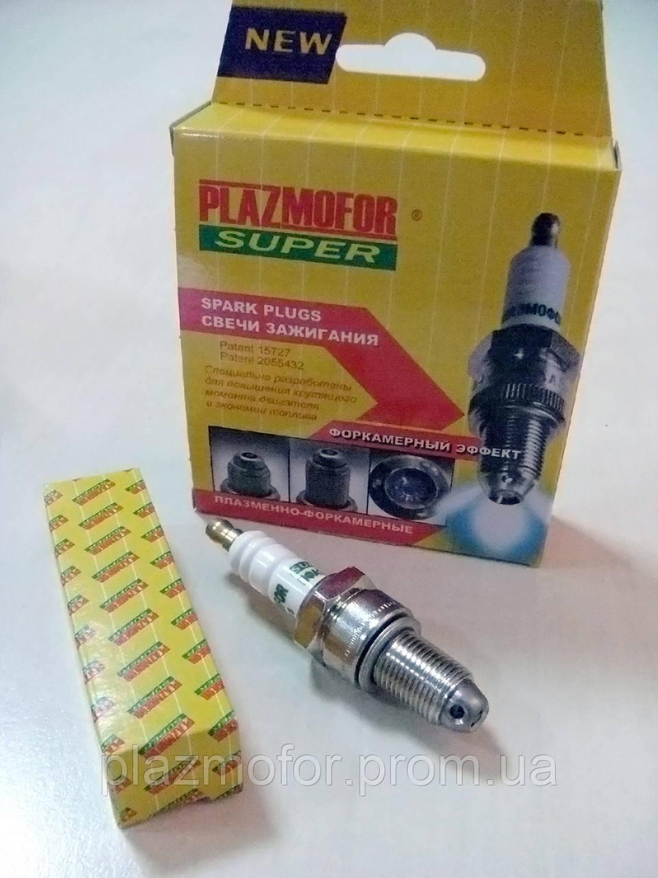 Свічки запалювання плазмово-форкамерні TM PLAZMOFOR