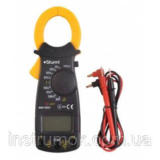 Мультиметр клещевой (цифровой) Sturm MM12021