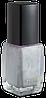 Лак для ногтей с шелковым эффектом Серебристо-белый Мирра