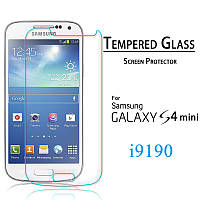 Защитное стекло Premium Tempered Glass 0.33mm (2.5D) для Samsung Galaxy S4 Mini Duos i9192