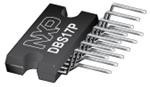 TDA8567Q (NXP Semiconductors) микросхема усилитель звука 4 x 25 W BTL quad car radio power amplifier