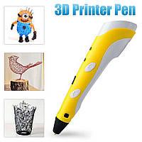3д ручка с дисплеем 3D Pen RP100B