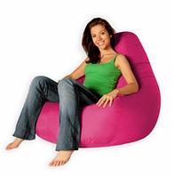 Бин бег – бескаркасная мебель