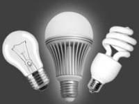 Лампы светодидные, лампочки энергосберегающие