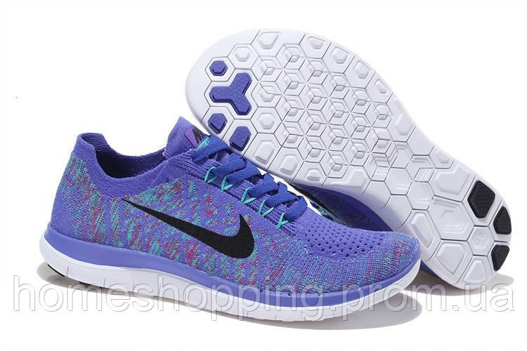 Кроссовки Женские Nike Free 4.0 Flyknit