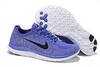 Кроссовки Женские Nike Free 4.0 Flyknit, фото 1