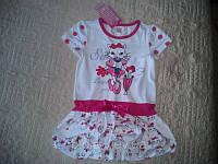 Платье, Gloria Jeans, 2-4 года, 98-104р.