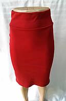 Юбка трикотажная женская, фото 1