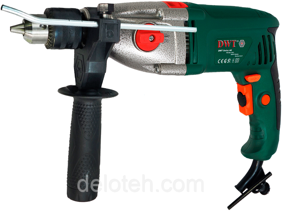 Ударная дрель DWT SBM-1050 Т