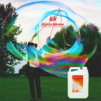 Жидкость для ШОУ ГИГАНТСКИХ пузырей CONCENTRAT GIGANT BUBBLE MIX1:29 450gr
