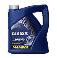 Масло моторное Mannol Classic 10w40 4л