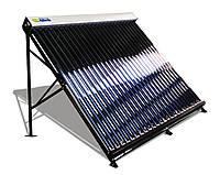Вакуумний колектор для великих об'ємів води AC-VG-25 (AL) алюмінієва рама!