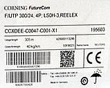 Кабель F / UTP 300/24 4P FutureCom, кат. 5е, LSZH / FRNC, синий, 305 м, Corning, фото 3