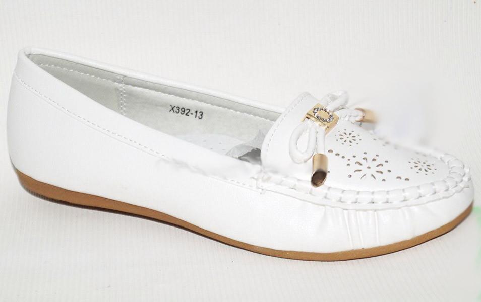 Туфли мокасины детские для девочки, 31-36 34