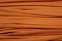 Шнур плоский 10мм (100м) оранжевый , фото 1