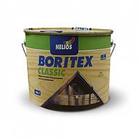 Лазурь для захисту деревини Boritex Classic 10л