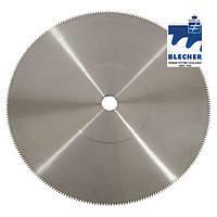 Пилы дисковые фрикционные для резки труб, армировки, профилей Blecher 400x3,0x40 Z=240 CRV