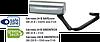 FAAC 390 створка 1,8 до 3 м (с електрозамком)