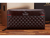 Мужской кошелек Gucci (138268) brown