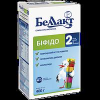 Беллакт Заменитель грудного молока бифидо-2, с 6 месяцев