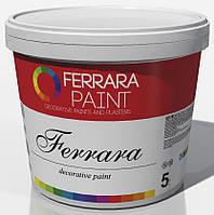 Ferrara S - перламутровое декоративное покрытие с эффектом шелковой ткани