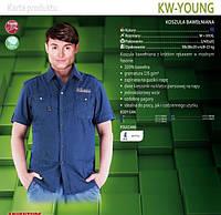 Рубашка мужская KF-YOUNG, фото 1