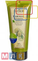 Melica Organic Маска регенерирующая для волос с экстрактами лопуха и оливы, 200 мл.