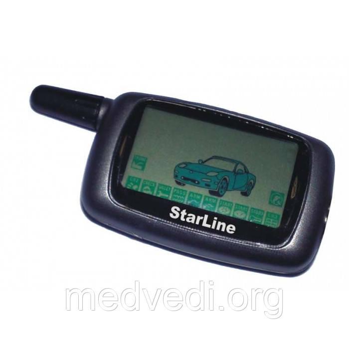 Брелок StarLine A9 (Старлайн A9) зі зворотним зв'язком і ЖК дисплеєм