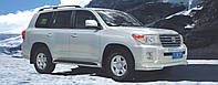 Toyota Land Cruiser 200 GRX БРОНЬ В6, 2014 , фото 1