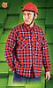 Рубашка рабочая мужская KFWIN Рубашка утеплена Рубашка теплая