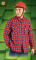 Рубашка рабочая мужская KFWIN Рубашка утеплена Рубашка теплая, фото 1