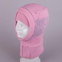 Шлем для девочки TuTu арт.105. 3-002881(48-52,52-56)