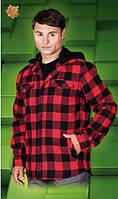 Рубашка мужская утеплённая KFWINHOOD, фото 1