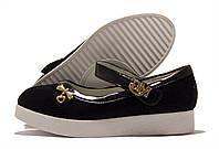 Туфли детские Winiko черные
