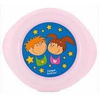 Детская тарелка пластиковая