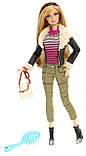 Барби Модница Делюкс кожаный пиджак, фото 8