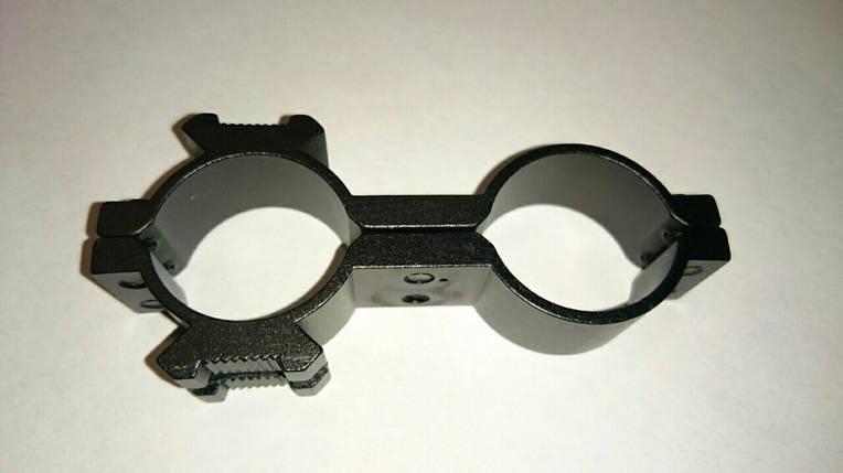 Крепление для фонарика под ружье BAILONG-1 (металл), фото 2