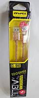 Awei CL- 940 Lightning кабель
