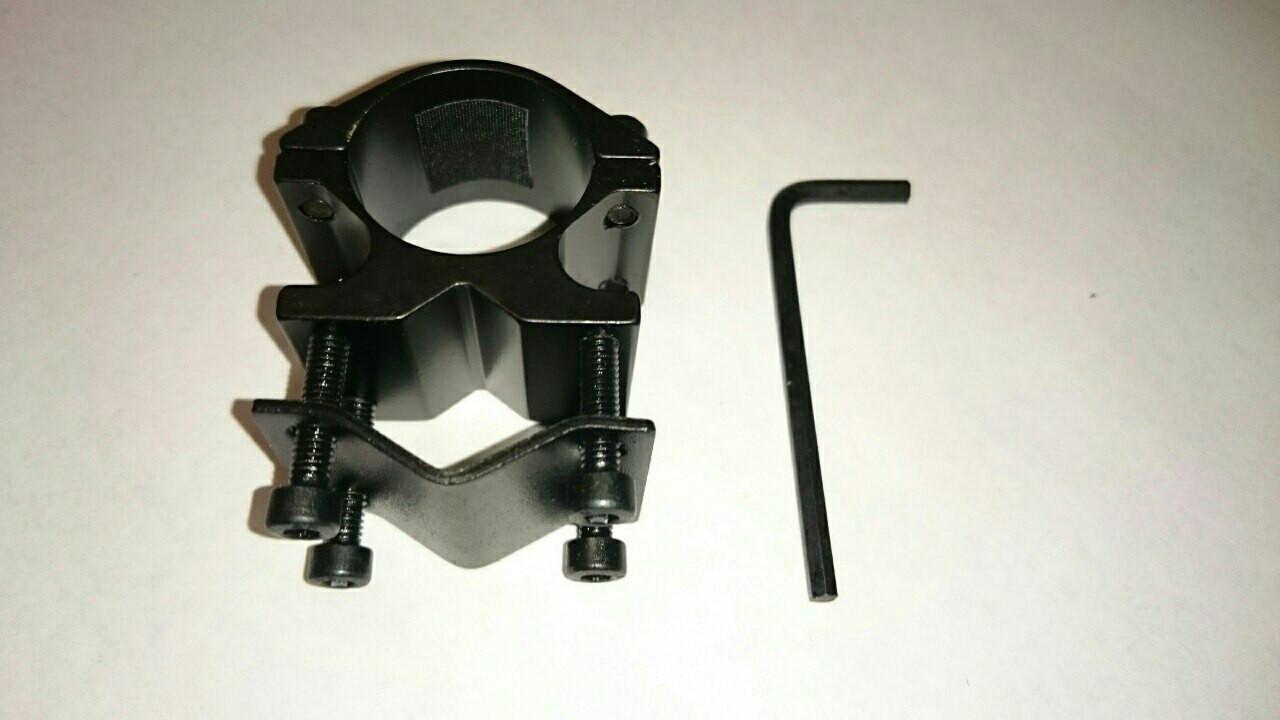 Крепление для фонарика под ружье BAILONG-3 (металл)