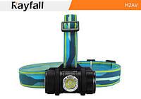 Фонарь налобный Rayfall H2A (Cree XP-G, 212 люмен, 4 режима, 2хАА)