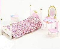 Набор мебели для кукол Gloria Спальня