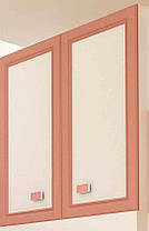 Детская Твинс комплект №2 2200х2365х2733мм джинс каролина Сокме  , фото 3