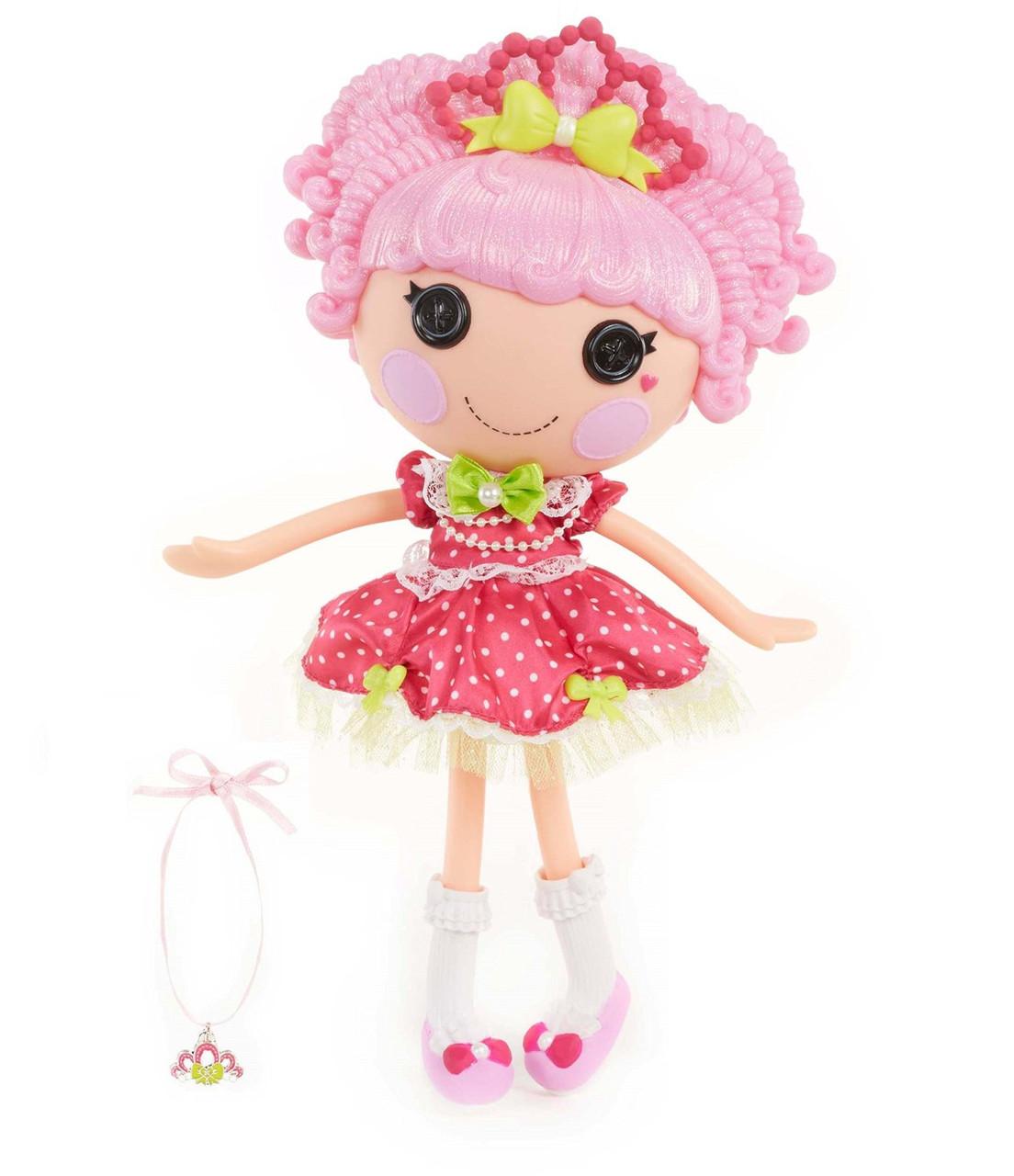 Lalaloopsy Кукла Лалалупси Принцесса Блестинка c аксессуарами